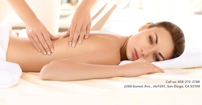 Nuru massage san diego